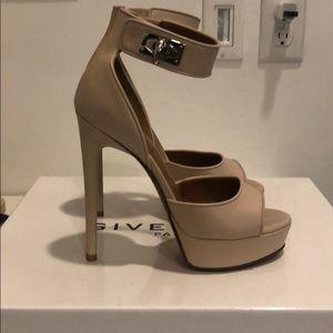 Givenchy platform sharktooth sandal